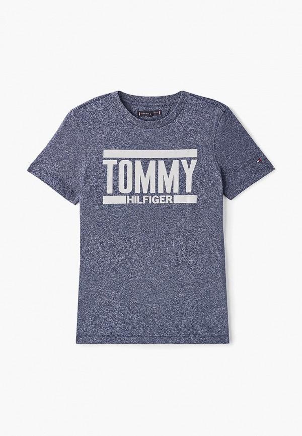Футболка Tommy Hilfiger Tommy Hilfiger TO263EBDSAF1 поло tommy hilfiger tommy hilfiger to263embhpz3