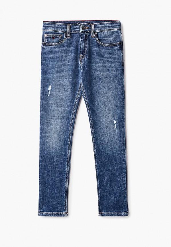 Джинсы Tommy Hilfiger Tommy Hilfiger TO263EBDSAF5 джинсы tommy jeans tommy jeans to052embhrw5