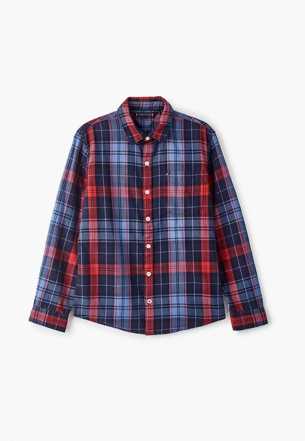 Рубашка Tommy Hilfiger Tommy Hilfiger TO263EBFSPD7 цены онлайн