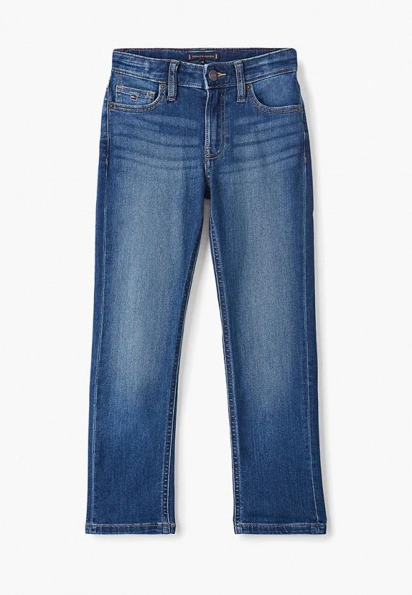джинсы tommy hilfiger для мальчика, синие