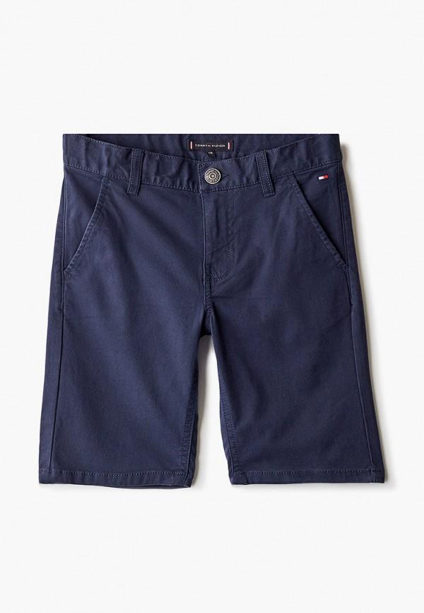 шорты tommy hilfiger для мальчика, синие