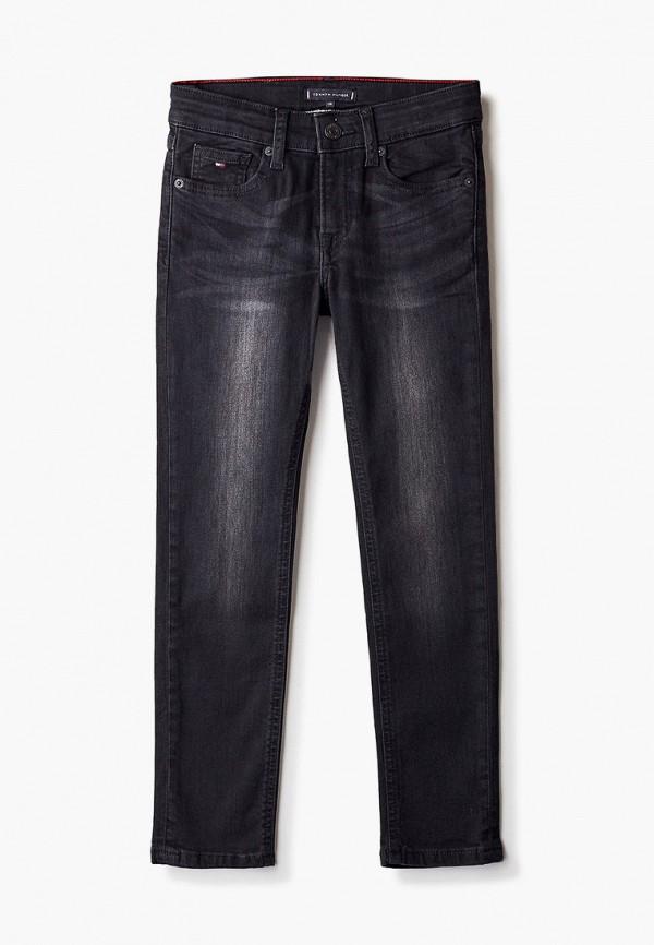 джинсы tommy hilfiger для мальчика, черные