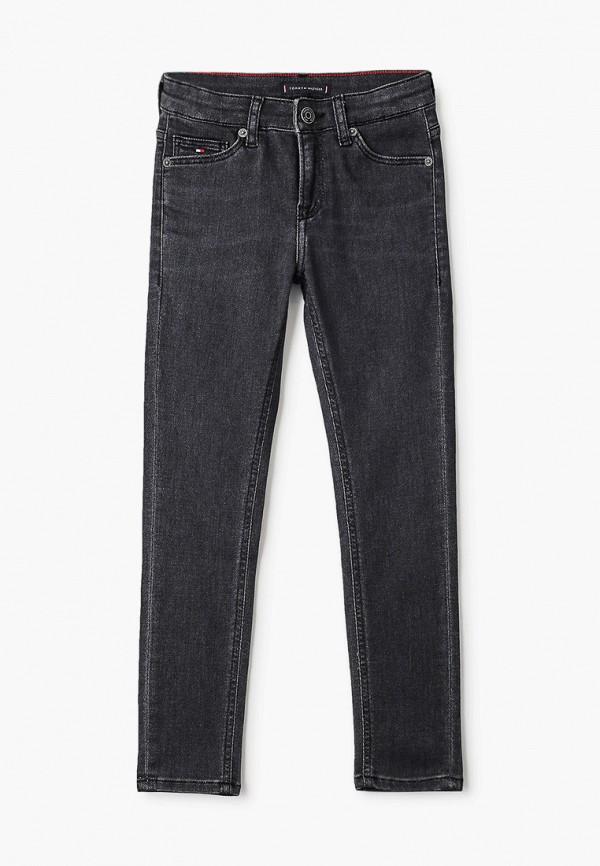 джинсы tommy hilfiger для мальчика, серые