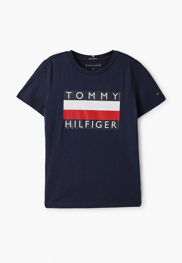 Футболка Tommy Hilfiger Tommy Hilfiger TO263EBIBPD9 шапка brugge зеленая