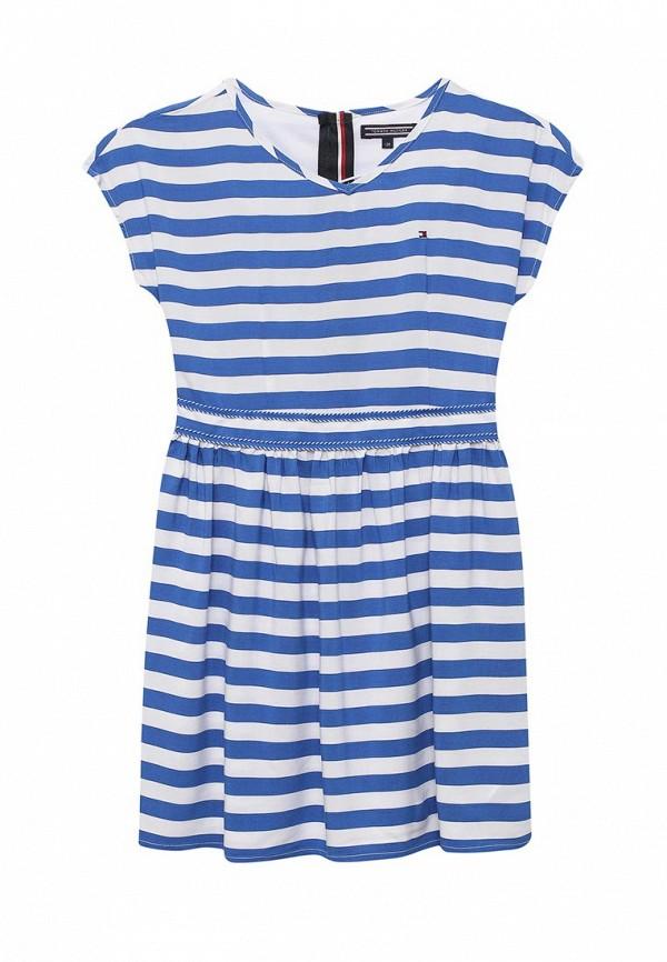 Платье Tommy Hilfiger Tommy Hilfiger TO263EGAVOU9 поло tommy hilfiger tommy hilfiger to263embhpz3