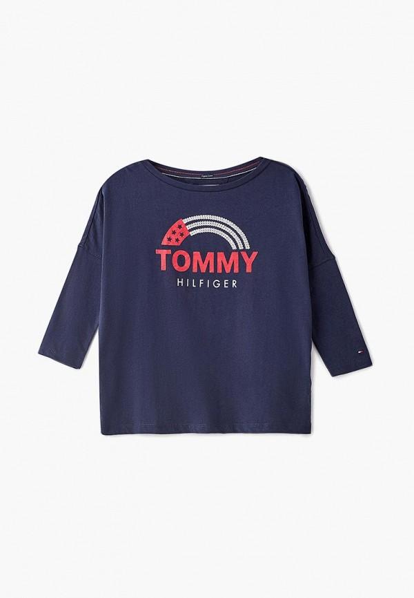 Лонгслив Tommy Hilfiger Tommy Hilfiger TO263EGCCBW8 недорго, оригинальная цена