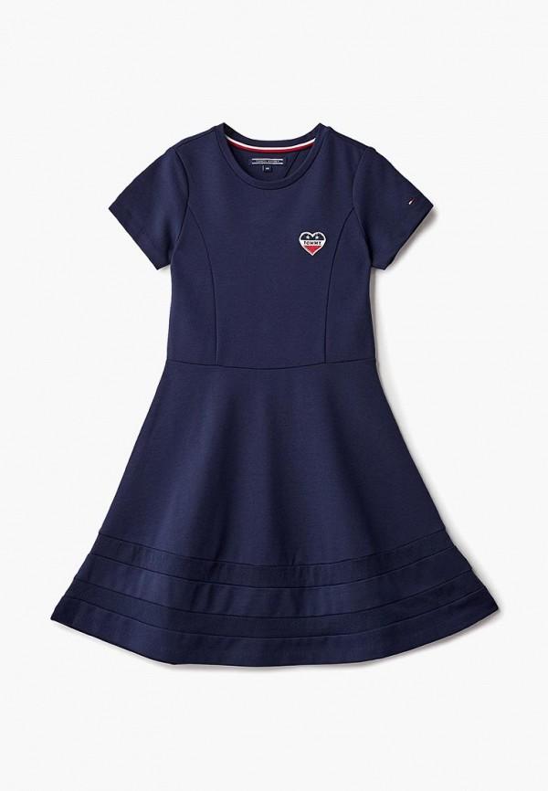 Платье Tommy Hilfiger Tommy Hilfiger TO263EGCCBX0 поло tommy hilfiger tommy hilfiger to263embhpz3
