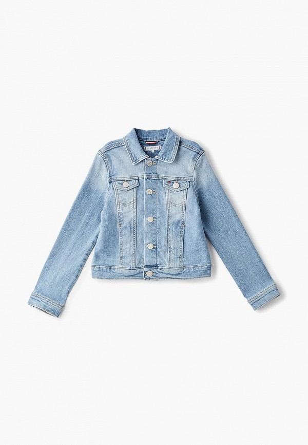 Куртка джинсовая Tommy Hilfiger Tommy Hilfiger TO263EGDSAG3