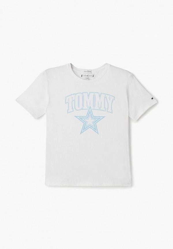 Футболка Tommy Hilfiger Tommy Hilfiger TO263EGDSAH0 поло tommy hilfiger tommy hilfiger to263embhpz3