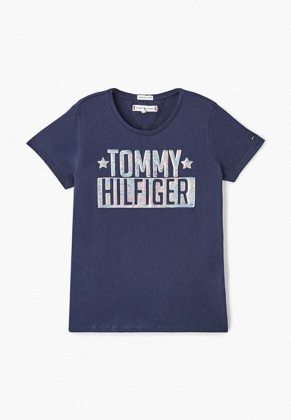 Футболка Tommy Hilfiger Tommy Hilfiger TO263EGDSAH2 поло tommy hilfiger tommy hilfiger to263embhpz3