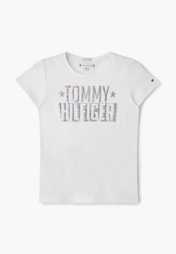 Футболка Tommy Hilfiger Tommy Hilfiger TO263EGDSAH3 поло tommy hilfiger tommy hilfiger to263embhpz3