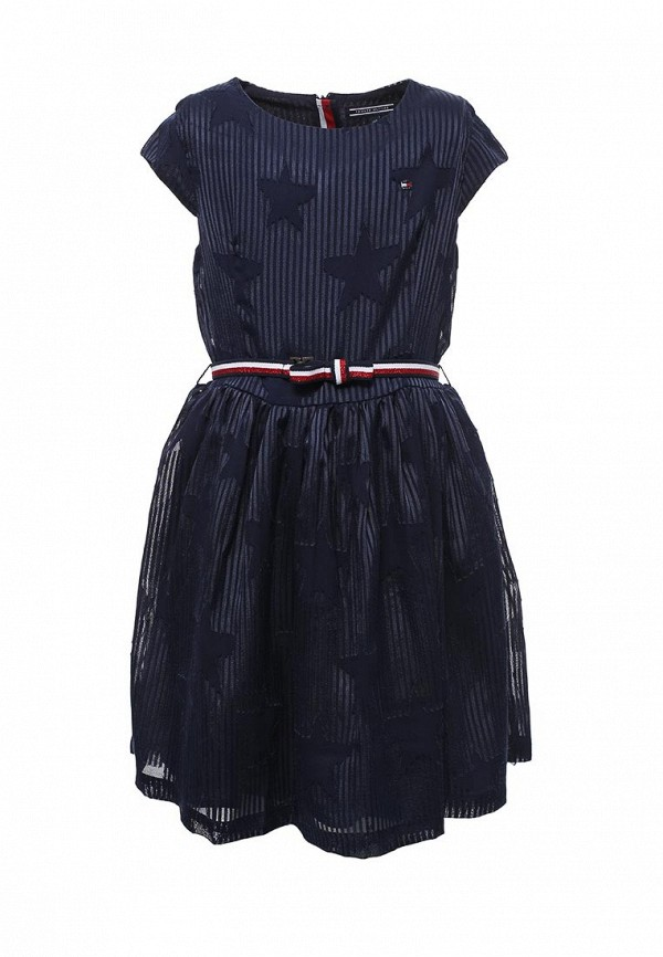 Платье Tommy Hilfiger Tommy Hilfiger TO263EGYBY61 поло tommy hilfiger tommy hilfiger to263embhpz3