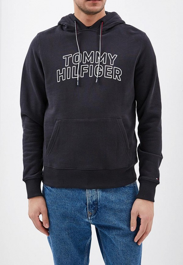 Худи Tommy Hilfiger Tommy Hilfiger TO263EMAGTQ8 поло tommy hilfiger tommy hilfiger to263embhpz3