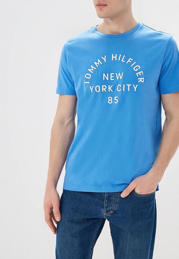 где купить Футболка Tommy Hilfiger Tommy Hilfiger TO263EMAGUK5 по лучшей цене