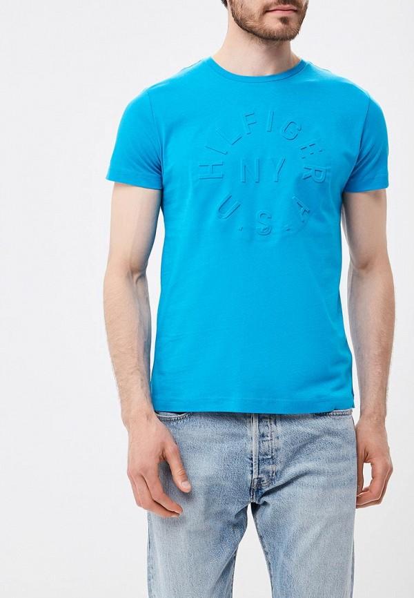 Футболка Tommy Hilfiger Tommy Hilfiger TO263EMBHPZ5 футболка tommy hilfiger
