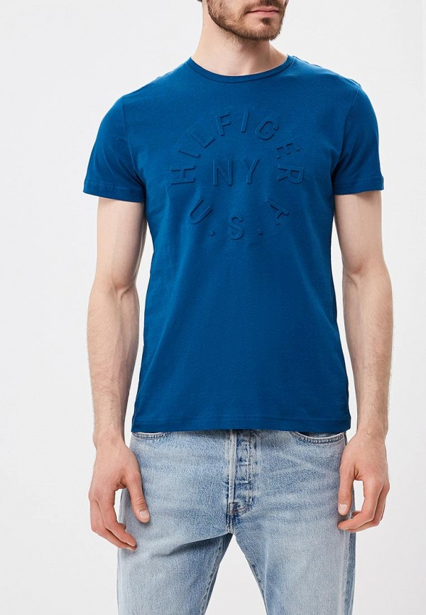 Футболка Tommy Hilfiger Tommy Hilfiger TO263EMBHPZ6 футболка tommy hilfiger tommy hilfiger to263ewbick9