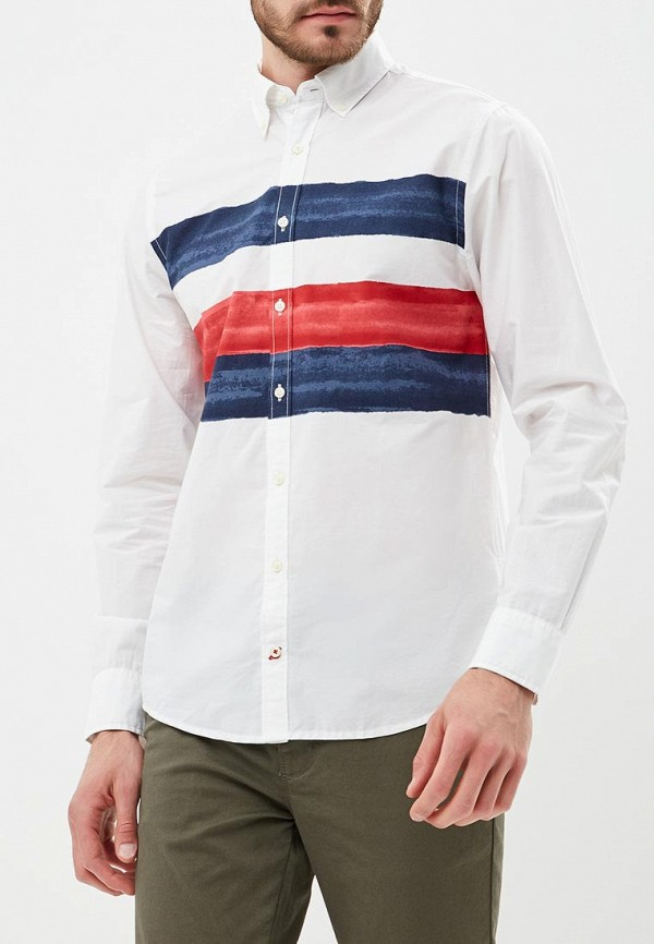 Рубашка Tommy Hilfiger Tommy Hilfiger TO263EMBHQB4 рубашка tommy hilfiger mw0mw01131 902 nautical blue mars red multi