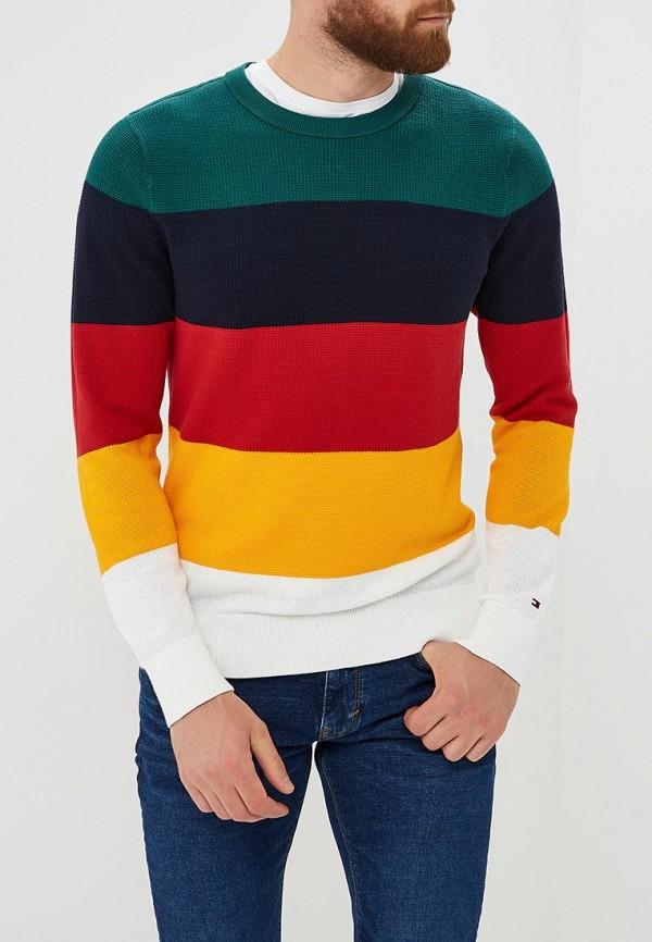 Купить Джемпер Tommy Hilfiger, TO263EMBHQI2, разноцветный, Осень-зима 2018/2019