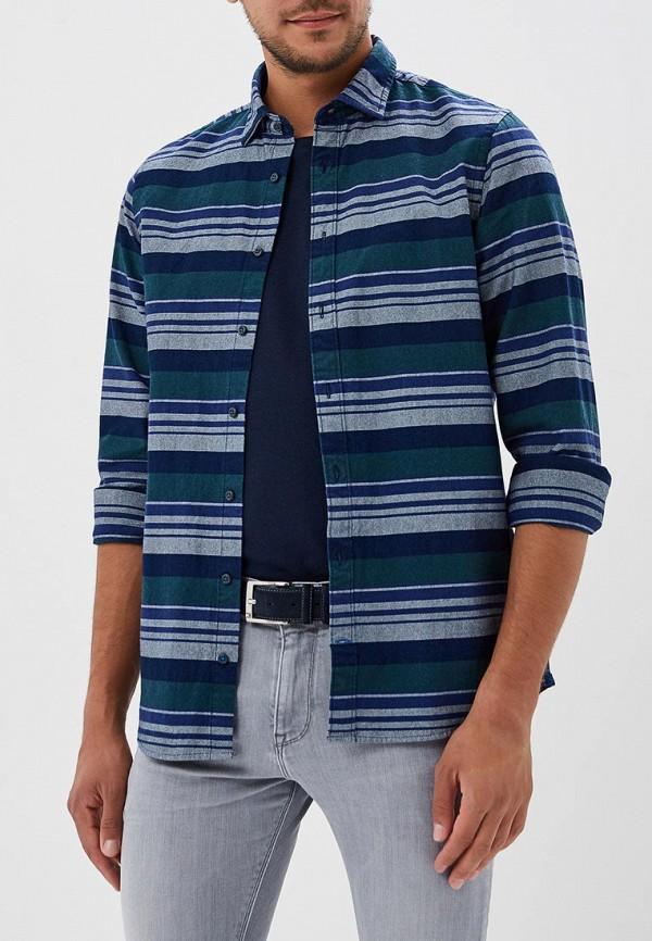 Рубашка Tommy Hilfiger Tommy Hilfiger TO263EMBHQI8 рубашка tommy hilfiger mw0mw03793 902 maritime blue bright white