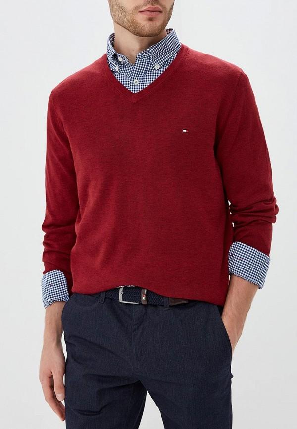 Пуловер Tommy Hilfiger Tommy Hilfiger TO263EMBWFE3 поло tommy hilfiger tommy hilfiger to263embhpz3