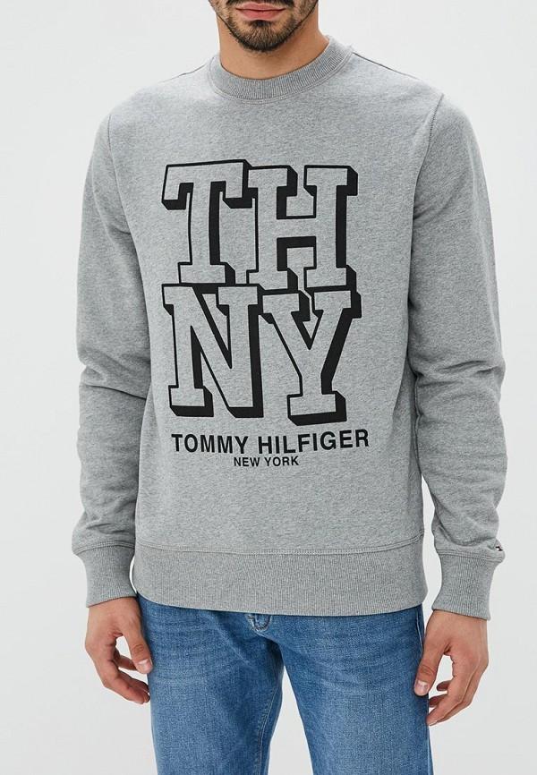 Свитшот Tommy Hilfiger Tommy Hilfiger TO263EMBWFG8 свитшот tommy hilfiger tommy hilfiger to263ewbicm8