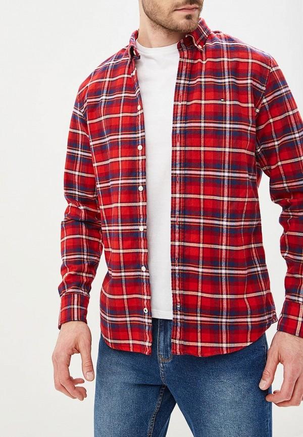купить Рубашка Tommy Hilfiger Tommy Hilfiger TO263EMBWFH4 по цене 5940 рублей