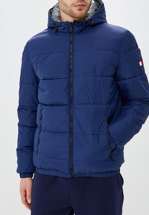 Купить Куртка утепленная Tommy Hilfiger, REVERSIBLE, to263embwfh5, разноцветный, Осень-зима 2018/2019