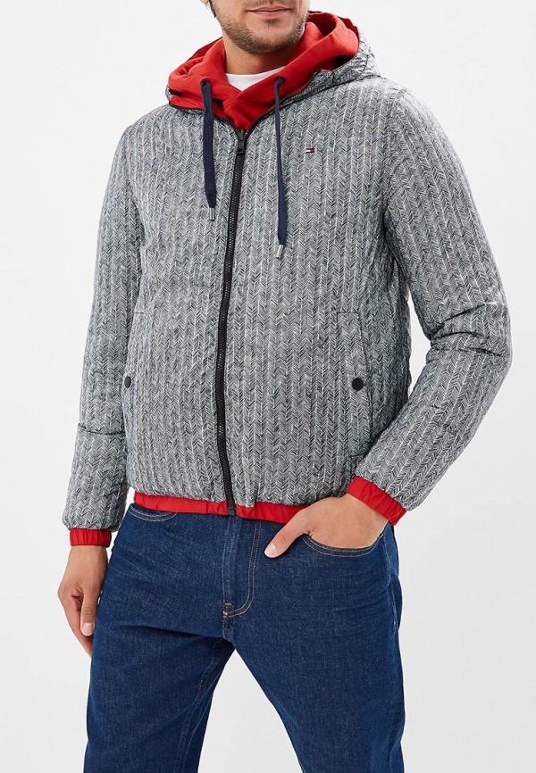 Купить Куртка утепленная Tommy Hilfiger, REVERSIBLE, to263embwfh6, разноцветный, Осень-зима 2018/2019