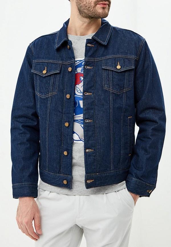 Куртка джинсовая Tommy Hilfiger Tommy Hilfiger TO263EMBWFK2 поло tommy hilfiger tommy hilfiger to263embhpz3