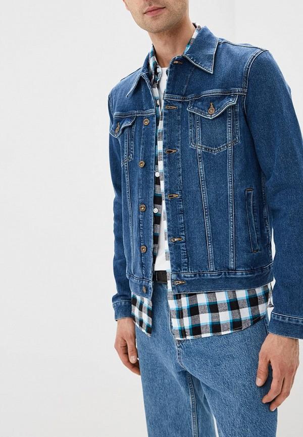 Куртка джинсовая Tommy Hilfiger Tommy Hilfiger TO263EMBWFO2