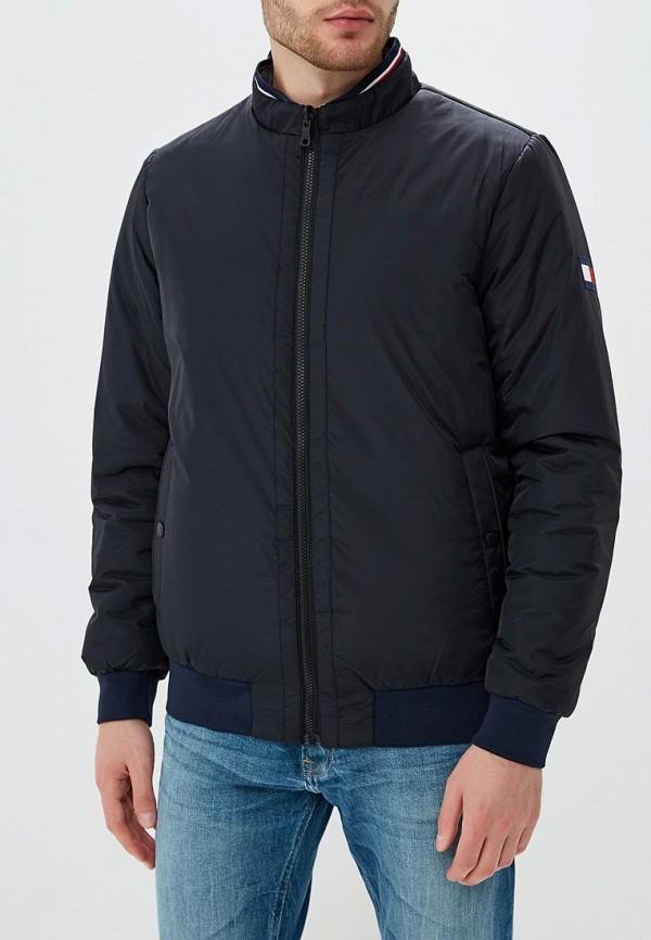 Куртка утепленная Tommy Hilfiger Tommy Hilfiger TO263EMBWFP1 поло tommy hilfiger tommy hilfiger to263embhpz3