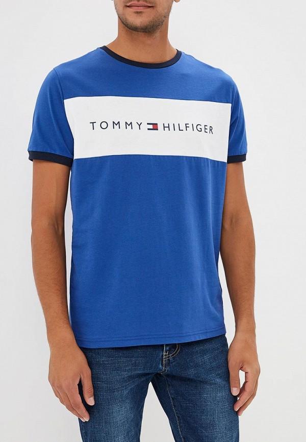 Футболка Tommy Hilfiger Tommy Hilfiger TO263EMBWFX4 поло tommy hilfiger tommy hilfiger to263embhpz3