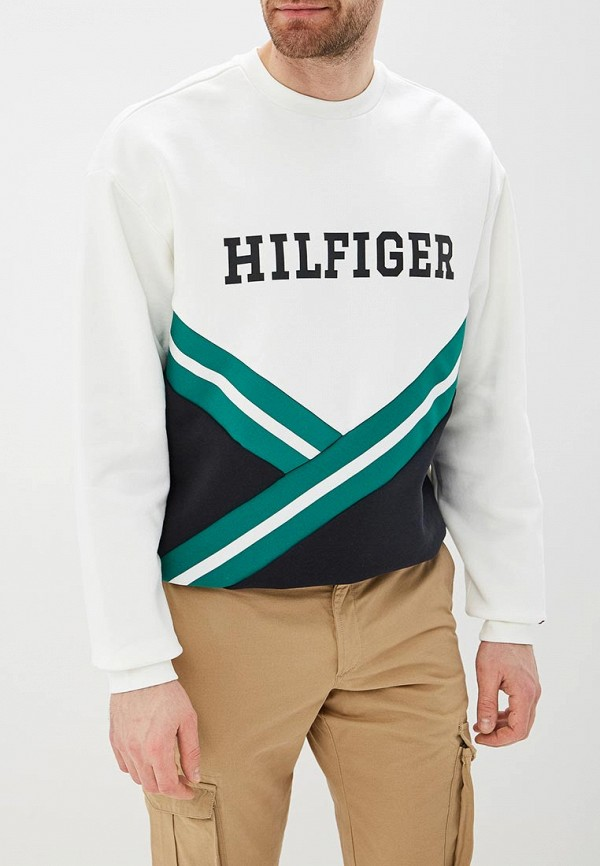купить Свитшот Tommy Hilfiger Tommy Hilfiger TO263EMDDUO5 по цене 8390 рублей
