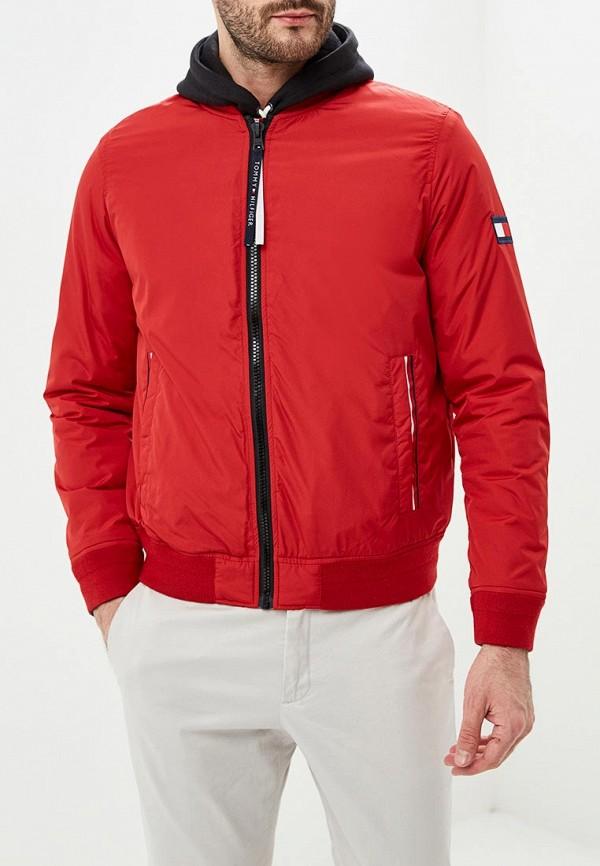 Куртка утепленная Tommy Hilfiger Tommy Hilfiger TO263EMDDUR1 поло tommy hilfiger tommy hilfiger to263embhpz3