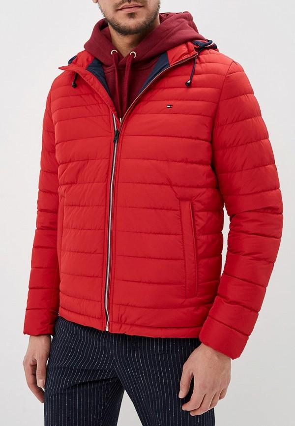 Куртка утепленная Tommy Hilfiger Tommy Hilfiger TO263EMDDUR5 цены онлайн