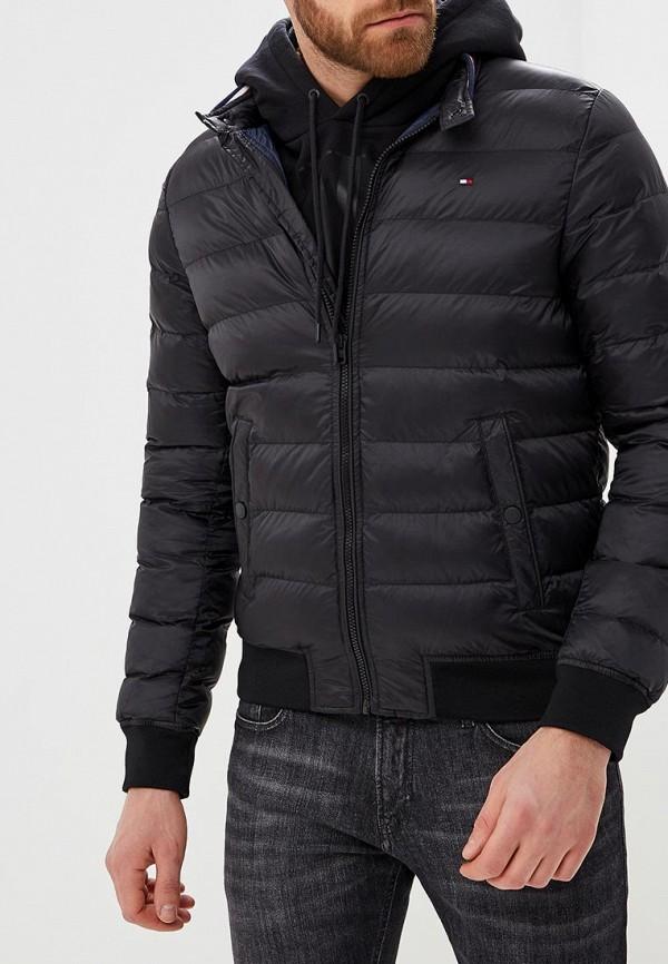 Куртка утепленная Tommy Hilfiger Tommy Hilfiger TO263EMDDUR6 куртка tommy hilfiger tommy hilfiger to263emebqh6