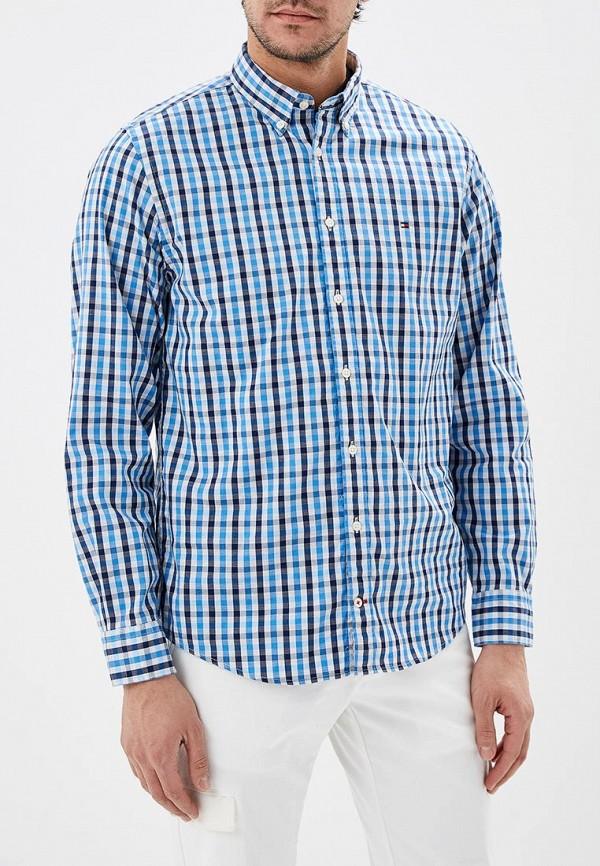 Рубашка Tommy Hilfiger Tommy Hilfiger TO263EMDDUU1 рубашка tommy hilfiger mw0mw01131 902 nautical blue mars red multi