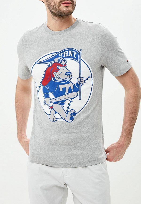 Футболка Tommy Hilfiger Tommy Hilfiger TO263EMDDUW7 футболка tommy hilfiger tommy hilfiger to263ewbick9