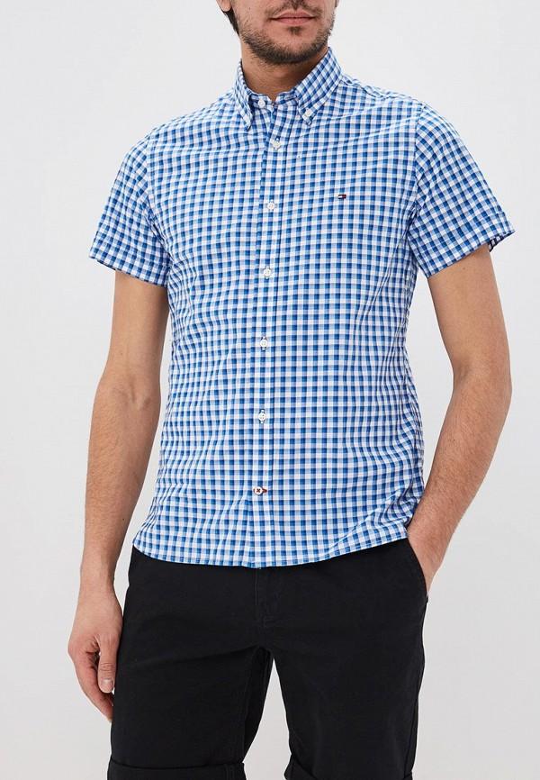 Рубашка Tommy Hilfiger Tommy Hilfiger TO263EMEBPX5 рубашка tommy hilfiger mw0mw01131 902 nautical blue mars red multi