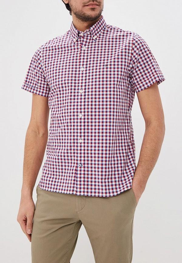 Рубашка Tommy Hilfiger Tommy Hilfiger TO263EMEBPX6 рубашка tommy hilfiger mw0mw01131 902 nautical blue mars red multi