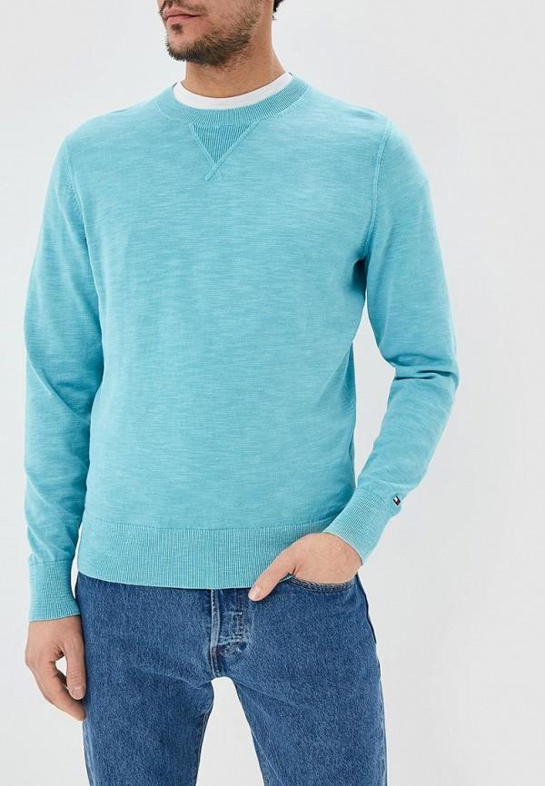 Джемпер  - бирюзовый цвет