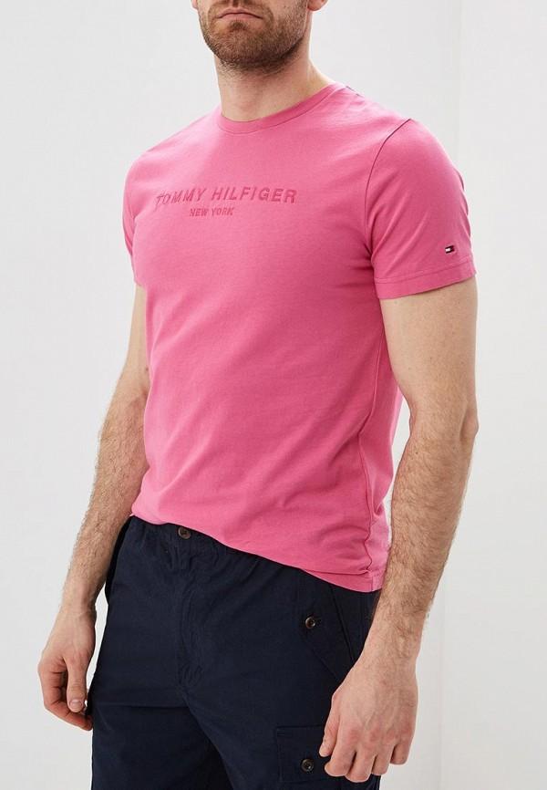 Футболка Tommy Hilfiger Tommy Hilfiger TO263EMEBQE9 футболка hilfiger