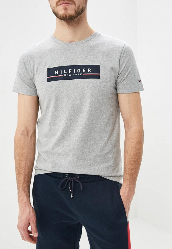 Футболка Tommy Hilfiger Tommy Hilfiger TO263EMEBQF3 футболка hilfiger