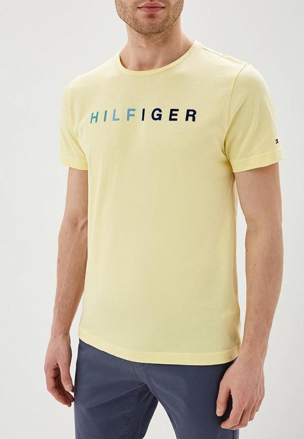 купить Футболка Tommy Hilfiger Tommy Hilfiger TO263EMEBQF5 по цене 4990 рублей