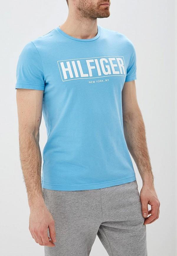 Футболка Tommy Hilfiger Tommy Hilfiger TO263EMEBQF9 цена