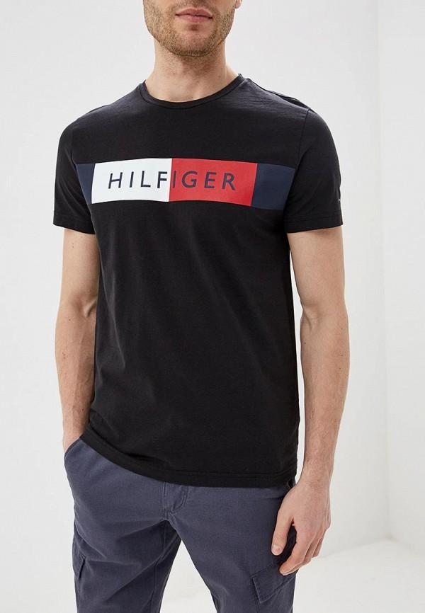 Футболка Tommy Hilfiger Tommy Hilfiger TO263EMEBQG0 футболка tommy hilfiger