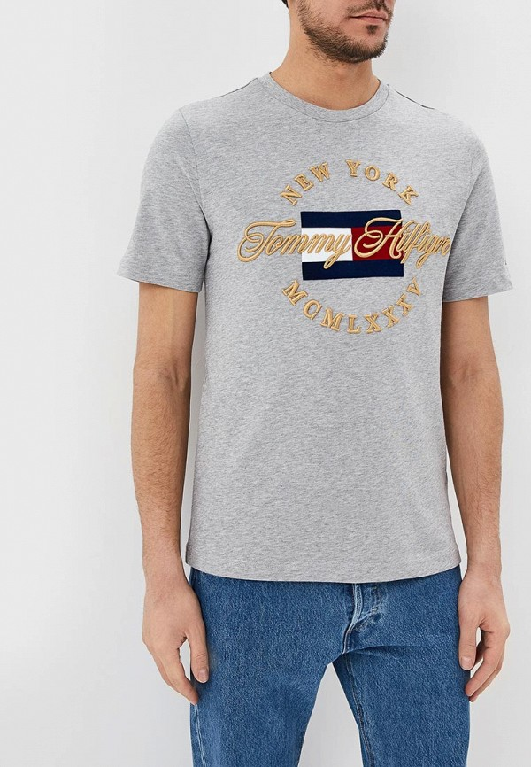 Футболка Tommy Hilfiger Tommy Hilfiger TO263EMEBQH0 футболка tommy hilfiger