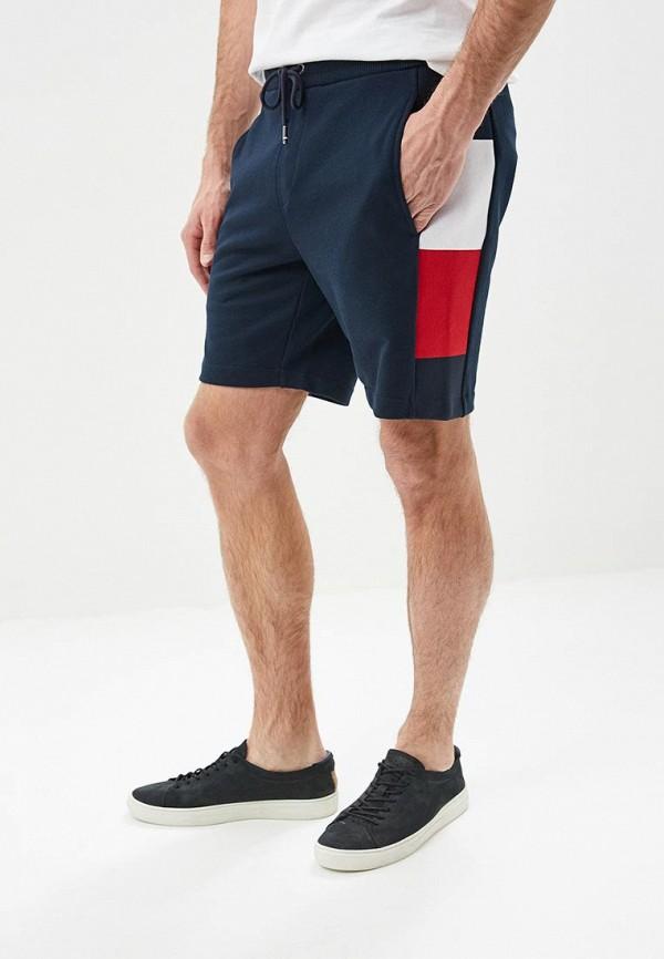 Шорты спортивные Tommy Hilfiger Tommy Hilfiger TO263EMEBQJ3 брюки спортивные tommy hilfiger брюки спортивные