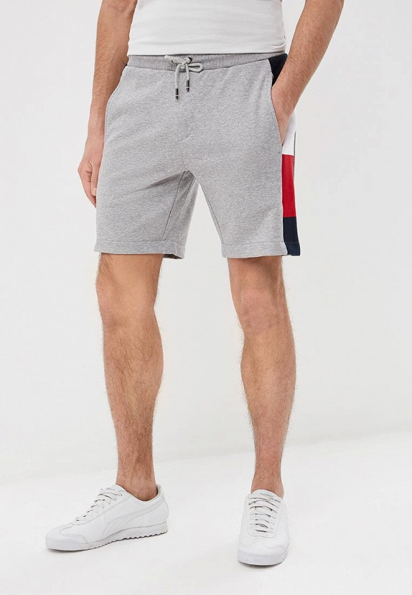 Шорты спортивные Tommy Hilfiger Tommy Hilfiger TO263EMEBQJ4 брюки спортивные tommy hilfiger брюки спортивные