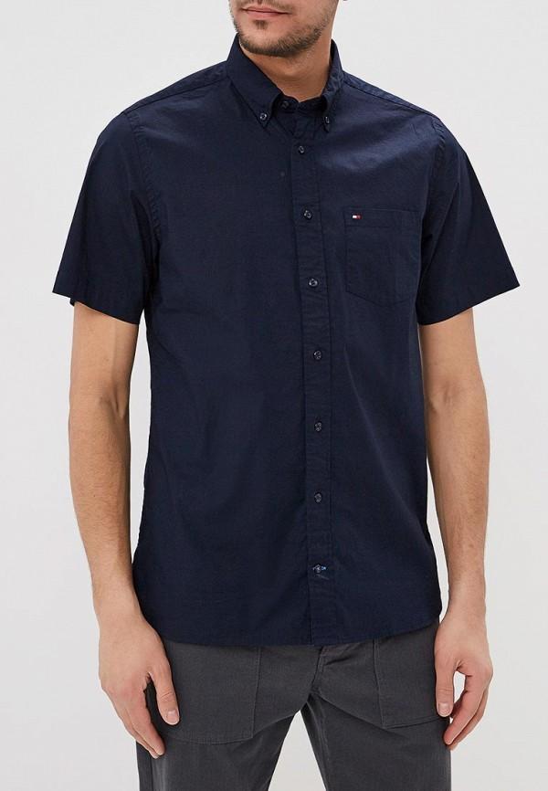 Рубашка Tommy Hilfiger Tommy Hilfiger TO263EMEBQL5 рубашка tommy hilfiger mw0mw01131 902 nautical blue mars red multi